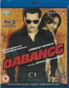 Dabangg (Hindi-Bluray)