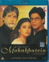 Mohabbatein (Hindi-Bluray)