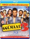 Golmaal 3 (Hindi Blu-ray)