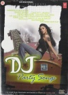 D J Party Songs (Hindi Songs DVD)