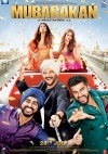<b> Mubarakan (Hindi)