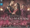 Bajirao Mastani  (Hindi Audio CD)