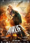 Airlift (2-Disc) (Hindi)