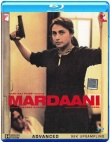 Mardaani (Hindi Blu-ray)