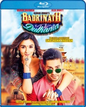 <b> Badrinath Ki Dulhania (Hindi-Bluray)