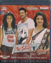 Mr. Perfect (Telugu-Bluray)