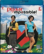 Pyaar Impossible (Hindi-BluRay)