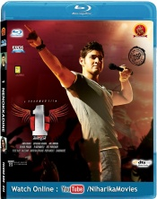 1 Nenokkadine (Telugu-Bluray)