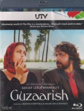 Guzaarish (Hindi-BluRay)