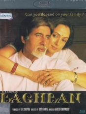 Baghban(Hindi-Bluray)
