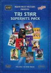 Tri Star Superhits Pack (12 EVP DVDs:$4 each)
