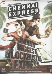 <b>Chennai Express (Hindi) (2-Disc)