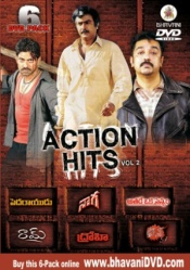Action Hits Vol.2 (6-DVD Pack)