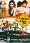 3 Night 4 Days (Hindi DVD)
